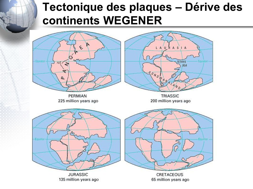 Tectonique des plaques – friction