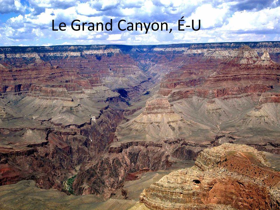 Le Grand Canyon, É-U