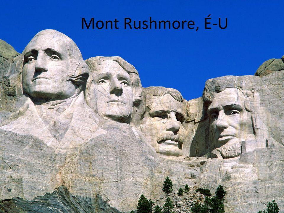 Mont Rushmore, É-U
