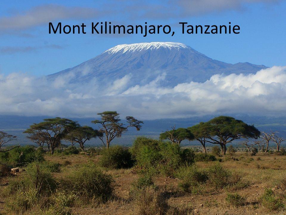 Mont Kilimanjaro, Tanzanie
