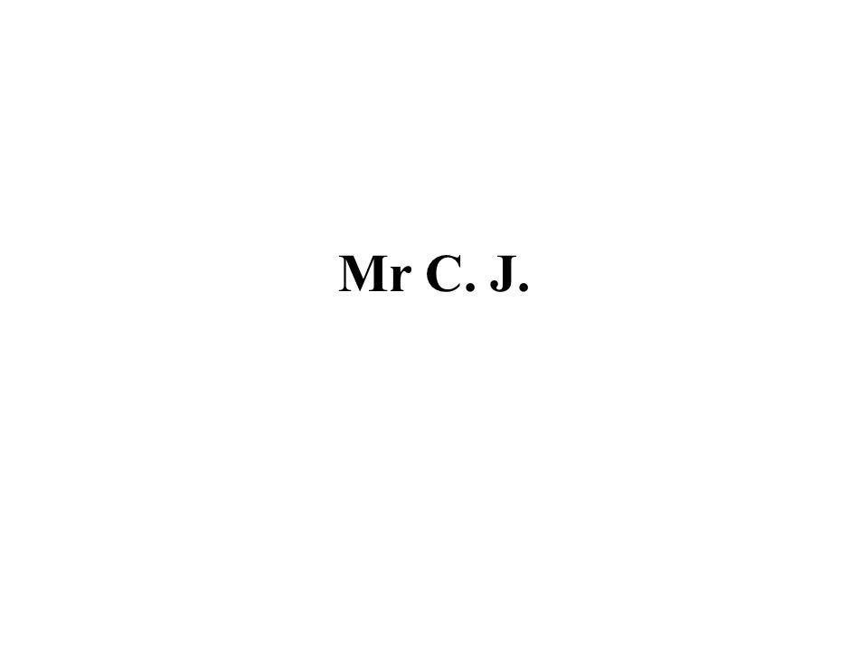 Mr C. J.