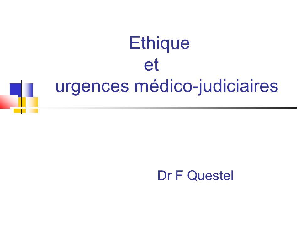 LES SERVICES MEDICO-JUDICIAIRES Examen médical à visée.