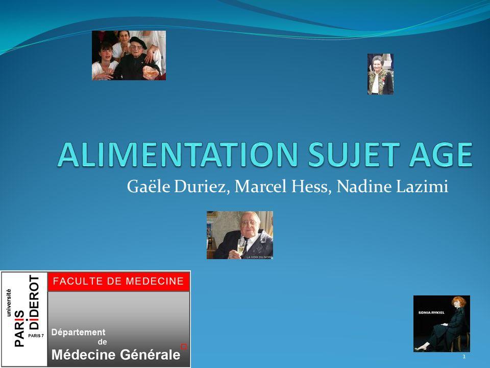 Gaële Duriez, Marcel Hess, Nadine Lazimi 1JMG 2010