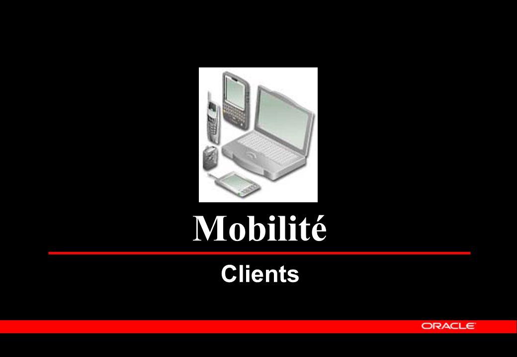 Mobilité Clients