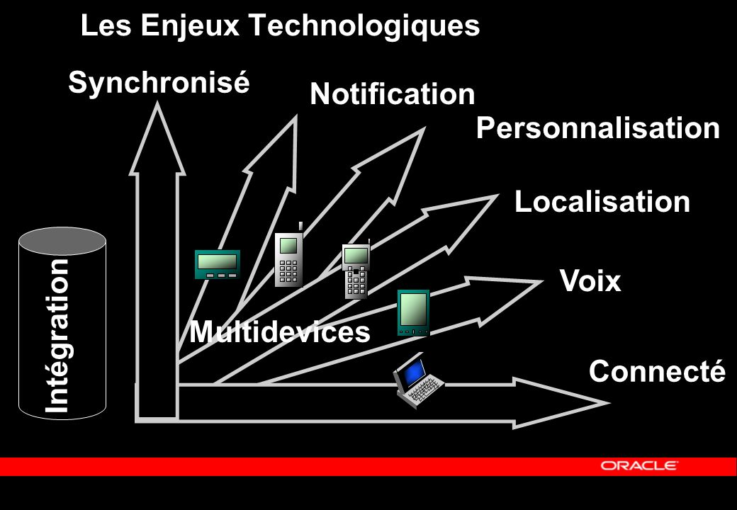 Exemple dapplications Avec un Palm Mobile ExpensesField Service
