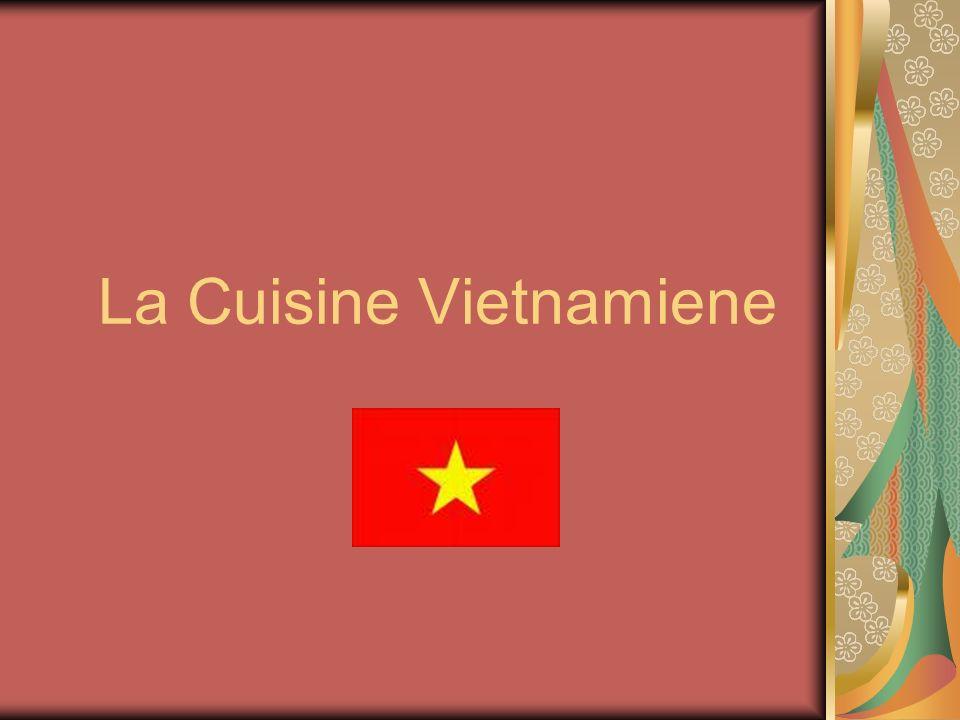 La Cuisine Vietnamiene Sofie Rudin
