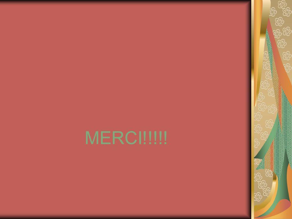 MERCI!!!!!