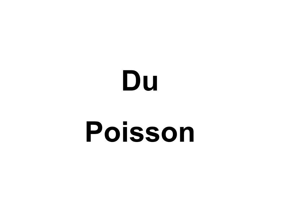Du Poisson