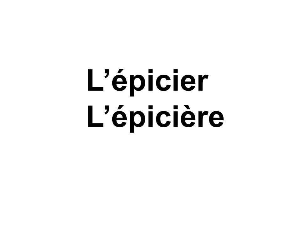 Lépicier Lépicière