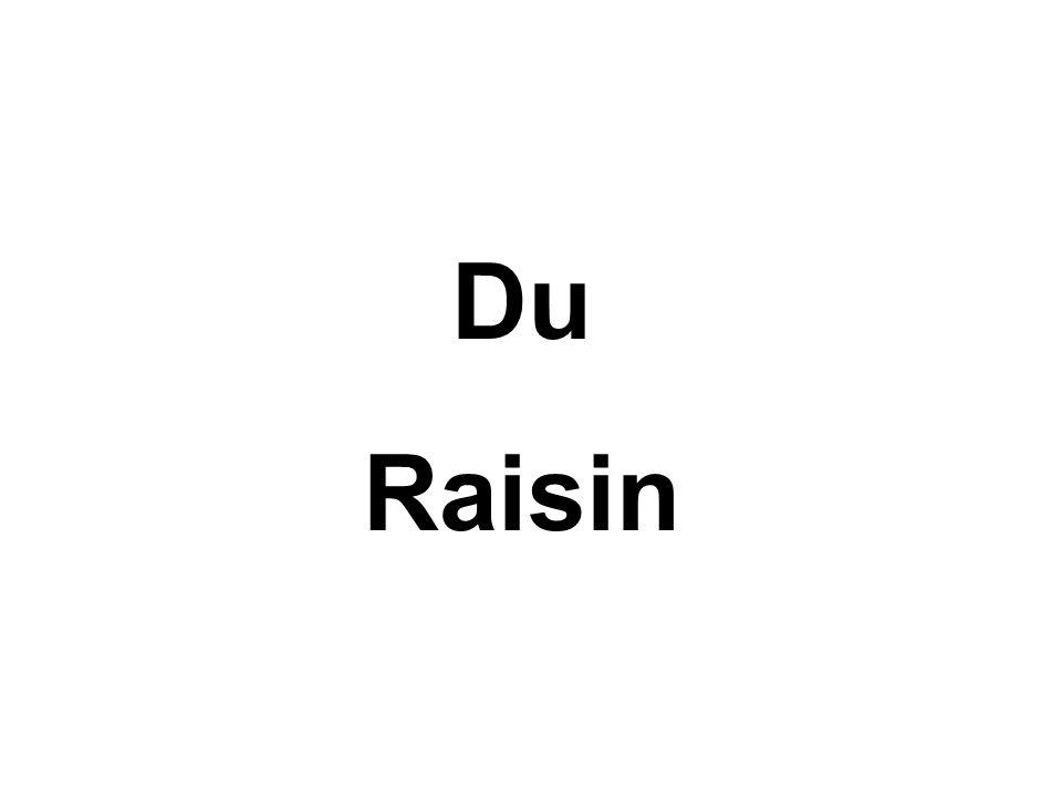 Du Raisin