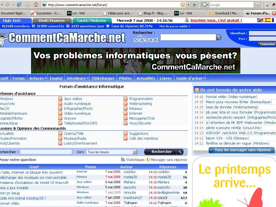 30 Aggrégateur:la jurisprudence a hésité TGI Nanterre, 28 février 2008, Olivier D.