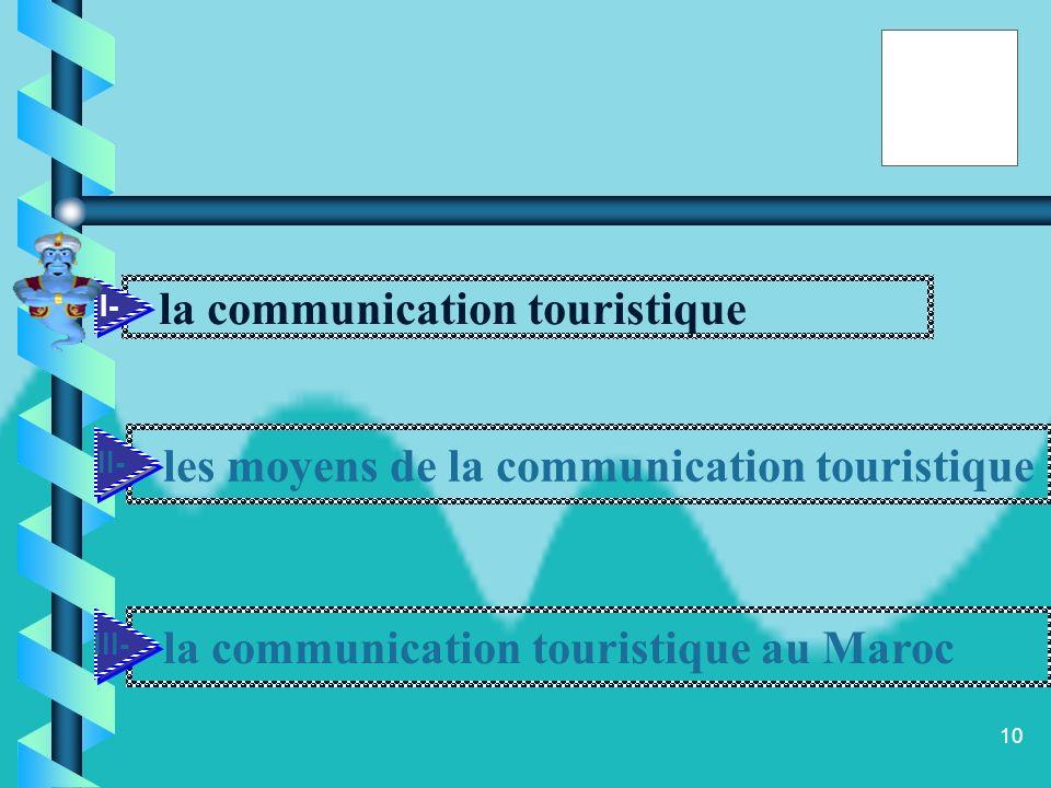 9 INTRODUCTION Le mix de communication La publicité media -Grand public -Professionnelle -Institutionnelle La promotion des ventes -la distribution -l