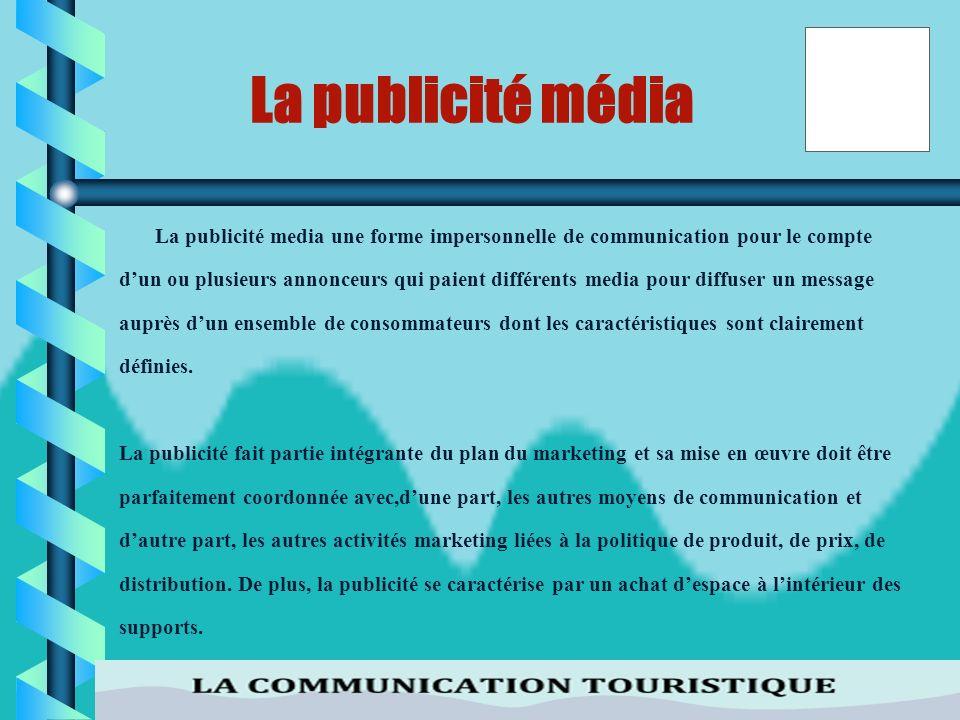 31 La publicité média