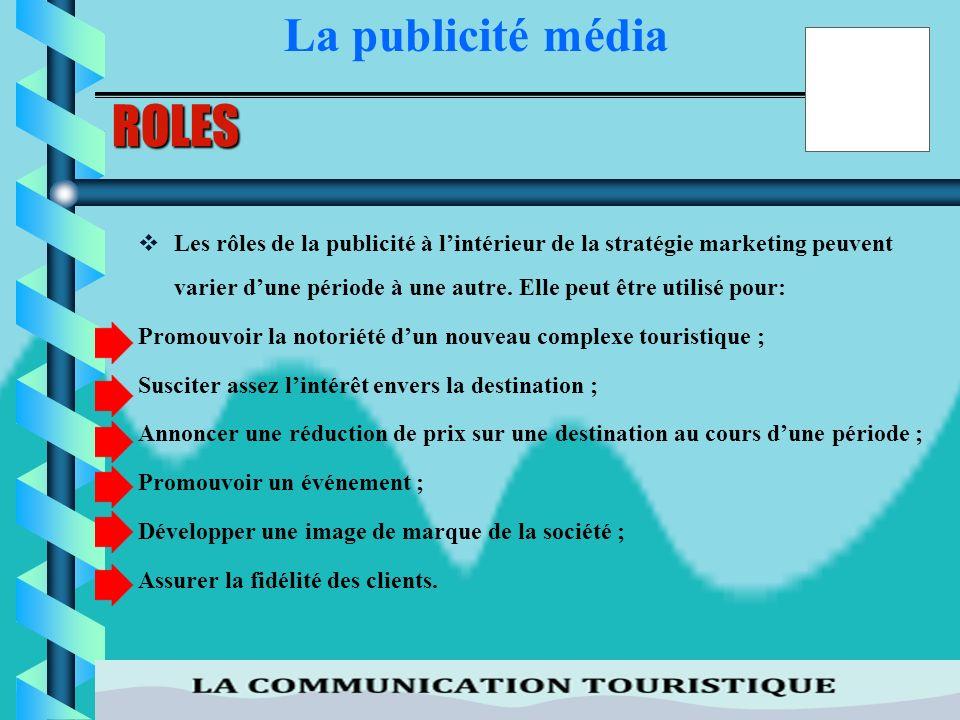 32 La publicité media une forme impersonnelle de communication pour le compte dun ou plusieurs annonceurs qui paient différents media pour diffuser un
