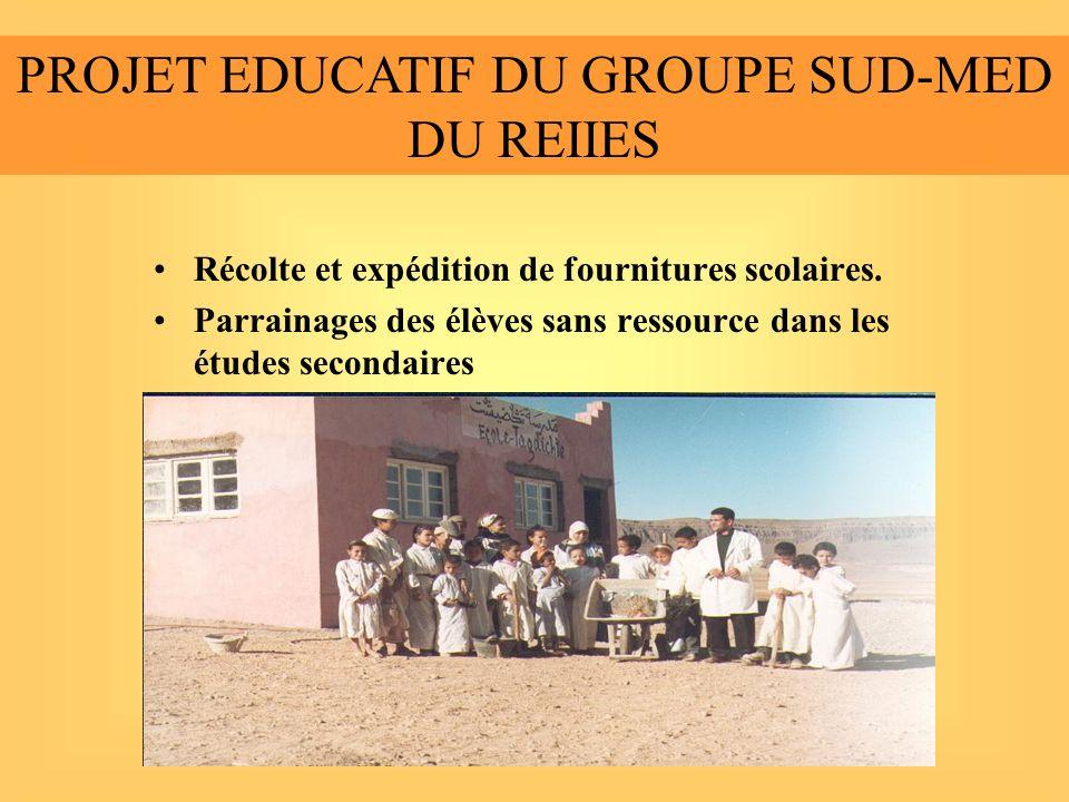 La situation matérielle des écoles est catastrophique ; les fournitures dont les enfants ont besoin sont insuffisantes et ce manque est susceptible de