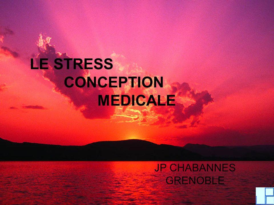 Score de stresseurs bas Score de stress élevé -Aucun avantage -Plus fréquent quil ny parait -Souvent retrouvé chez certaines personnalités (dépendants) ou dans certaines pathologies (schizophrénie) -Nécessite vraiment une prise en compte du problème