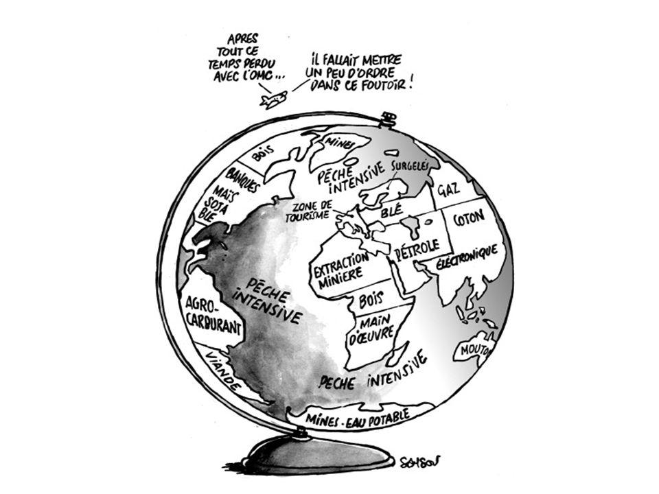 Pour Via Campesina, (janvier 2003 ) Cest - le droit des populations, de leurs Etats ou Unions à définir leur politique agricole et alimentaire, et -le devoir de ne pas perturber les économies agricoles des pays tiers (no dumping) Cest donc un droit, en échange dun devoir