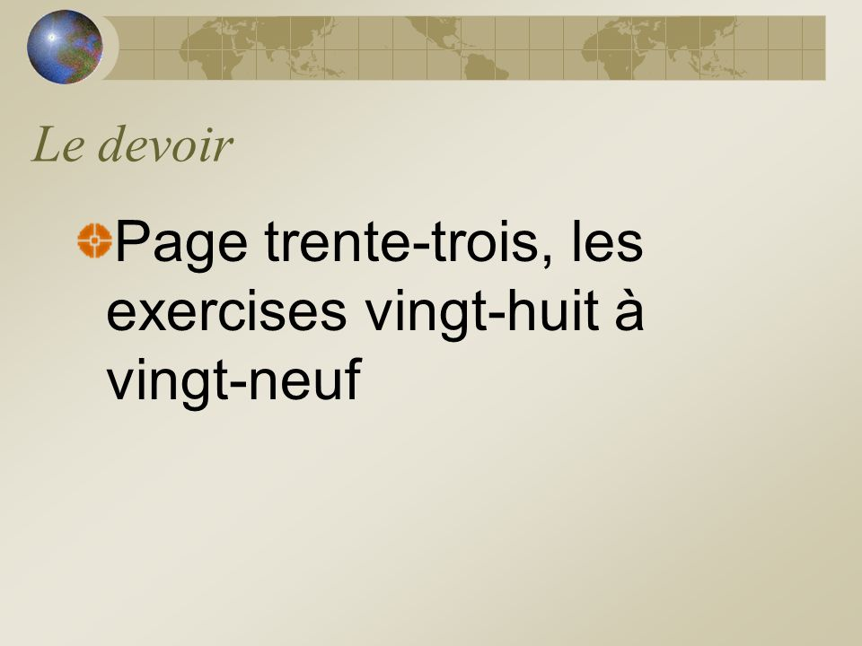 What happens to Ne before a vowel? It becomes N Tu nes pas Il nest pas