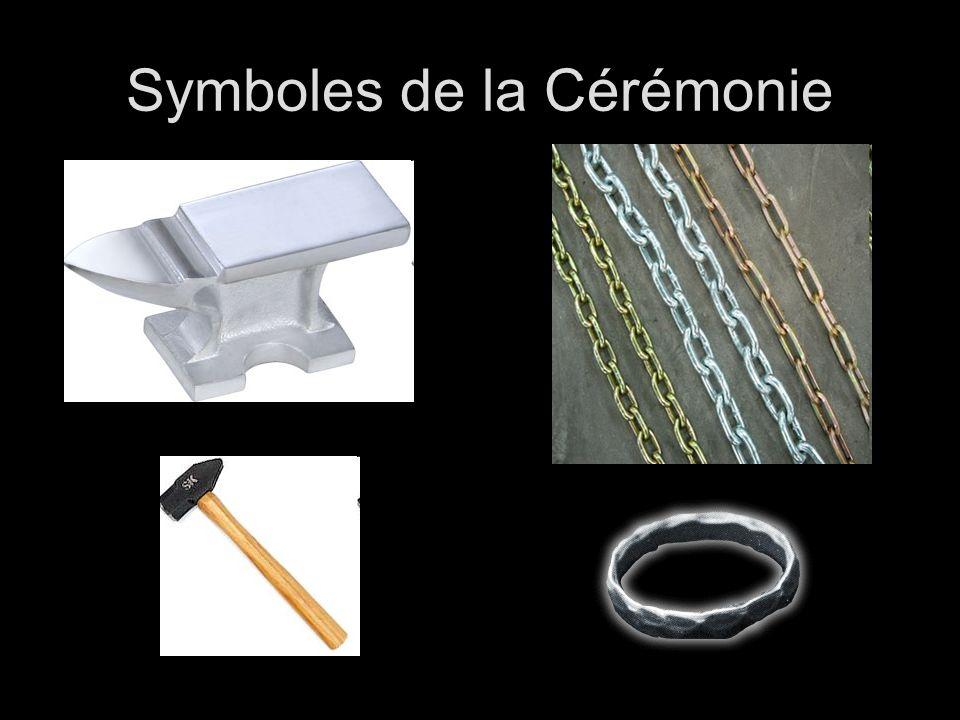 Symboles de la Cérémonie