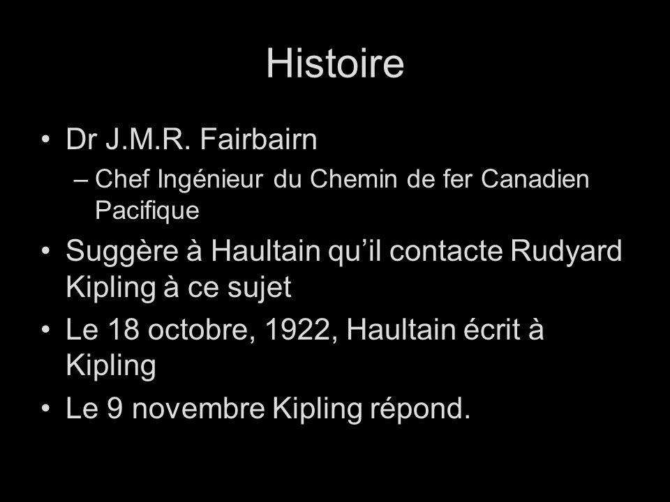 Histoire Dr J.M.R.
