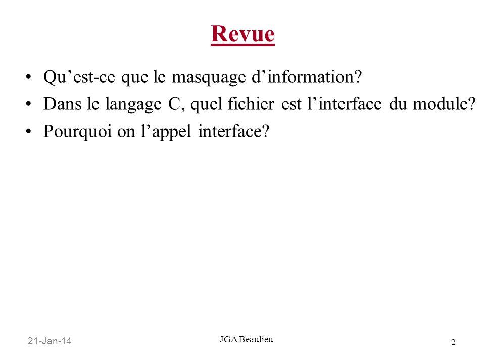 21-Jan-14 3 JGA Beaulieu Review Quest que cela va imprimer.
