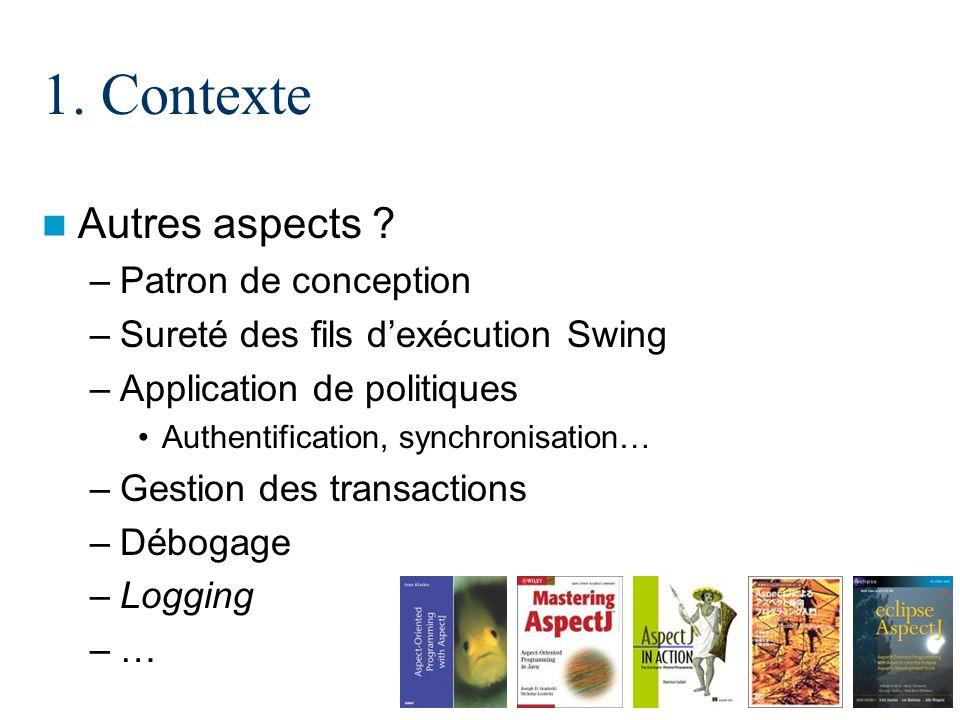 18/82 1. Contexte Autres aspects .