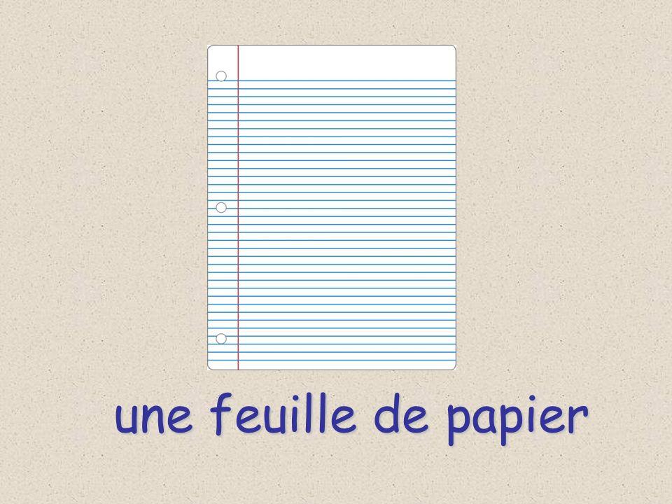 ANSWER in a complete: ANSWER in a complete: Quest-ce quil te faut pour (for) les maths.