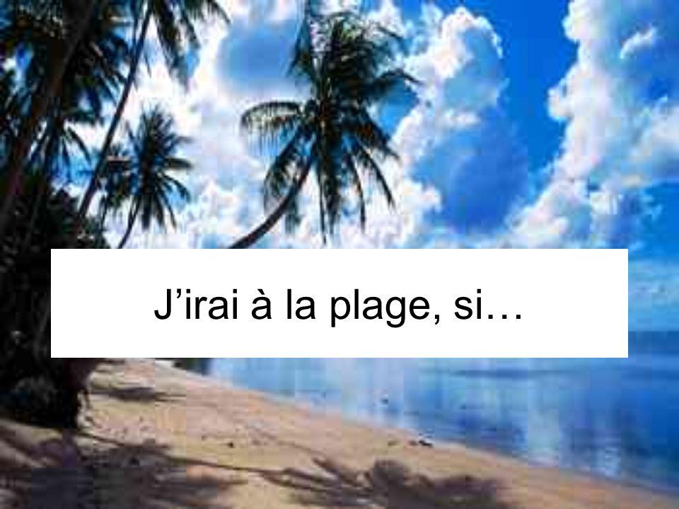 Jirai à la plage, si…