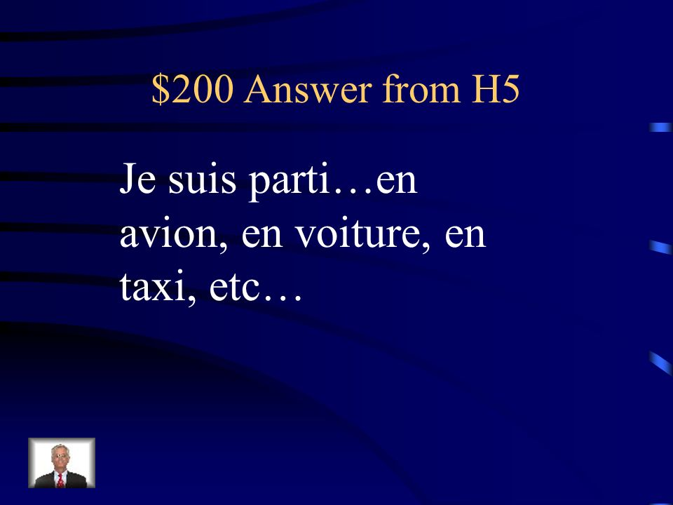 $200 Question from H5 Tu es parti comment