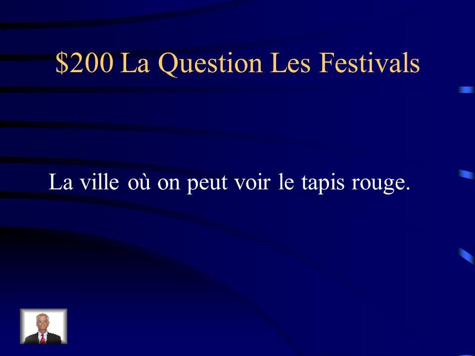 $100 La Réponse Les Festivals Charleville-Mézières pour voir le festival mondiale de la marionnette