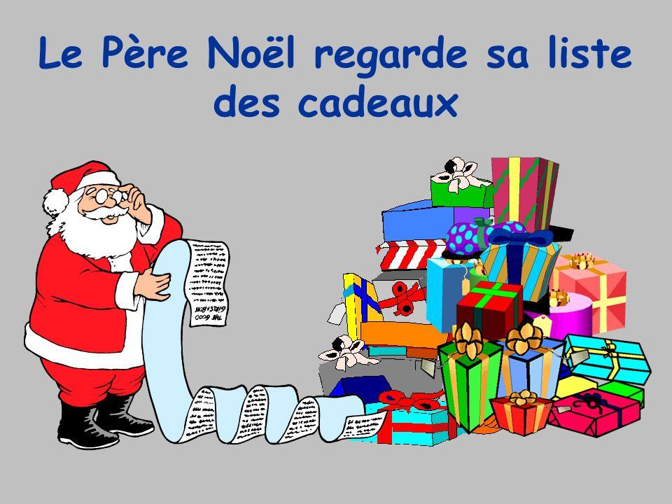 Le Père Noël Le nain Le sacLe sapin Le traineauLe renne Le cadeauLa cheminée 1 2 3 4 5 6 7 8