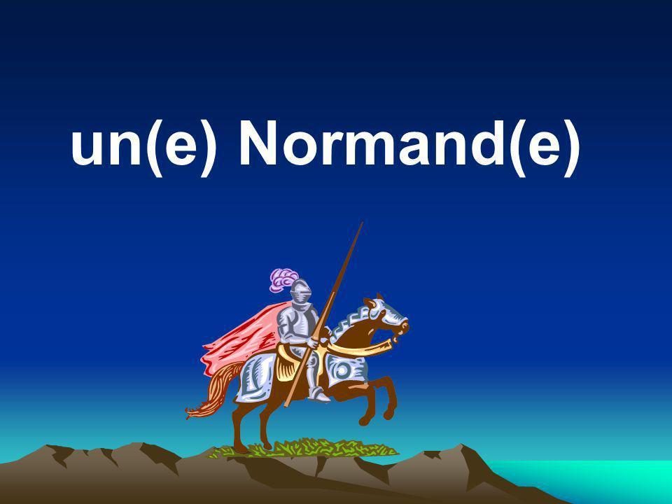 un(e) Normand(e)