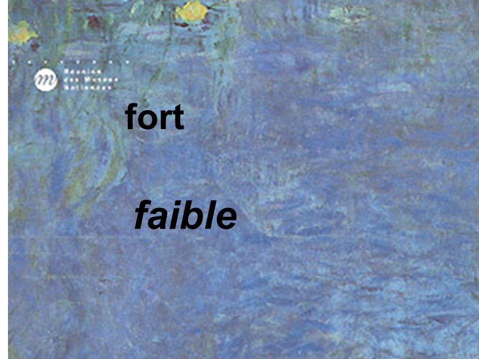 Je ___ la table. mets