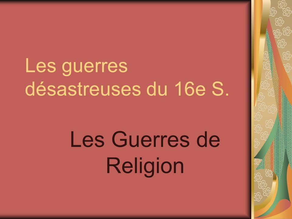 massacre dHuguenots à Paris en 1572 Le massacre de la Saint-Barthélemy