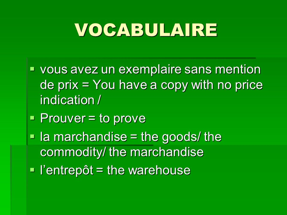 Traitement des verbes Signaler = to point out/ to signal Signaler = to point out/ to signal Je signale = I point out Je signale = I point out Tu signales = you point out Tu signales = you point out Il/elle/on signale = he/she/one points out Il/elle/on signale = he/she/one points out Nous signalons = we point out Nous signalons = we point out Vous signalez = you point out Vous signalez = you point out Ils/elles signalent = they point out Ils/elles signalent = they point out