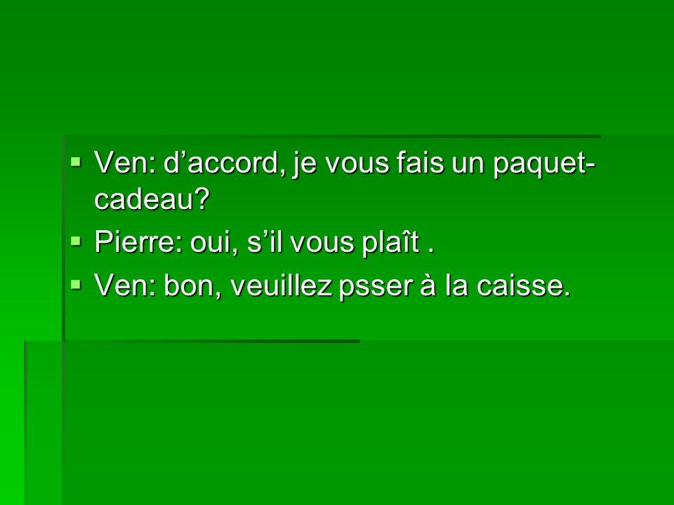 VOUS DITES CE QUE VOUS VOULEZ= say what you wd like. Paris MATCH Sil vous plaît/