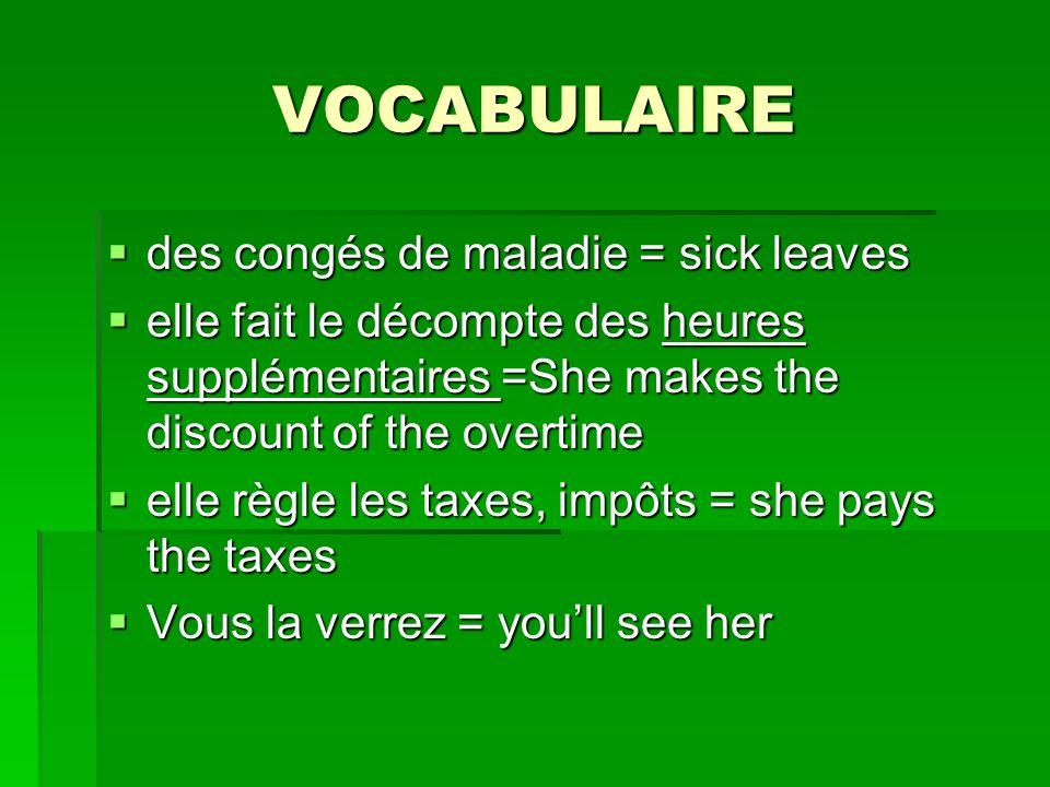 Réemploi du verbe «être conforme à» Exemples: elles sont conformes aux commandes.