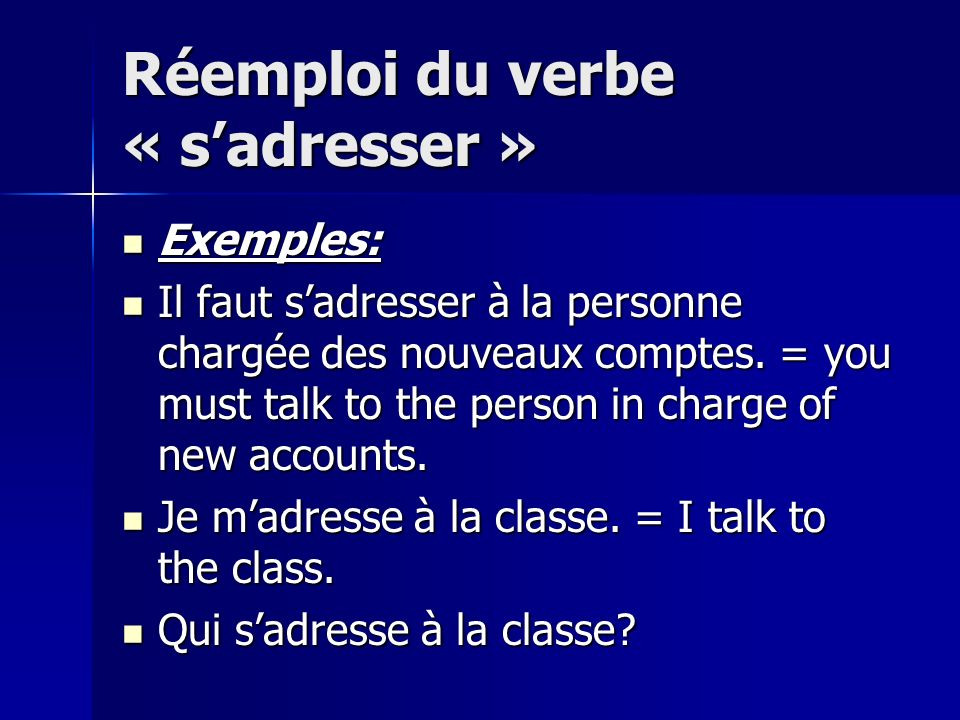 TRAITEMENT DES VERBES Savoir = to know Savoir = to know Je sais = I know Je sais = I know Tu sais = you know Tu sais = you know Il/elle sait = he/she knows Il/elle sait = he/she knows Nous savons = we know Nous savons = we know Vous savez = you know Vous savez = you know Ils/elles savent = they know Ils/elles savent = they know