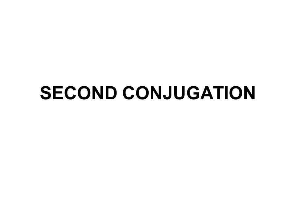Verbs ending in –ir: finir, fournir, remplir etc.