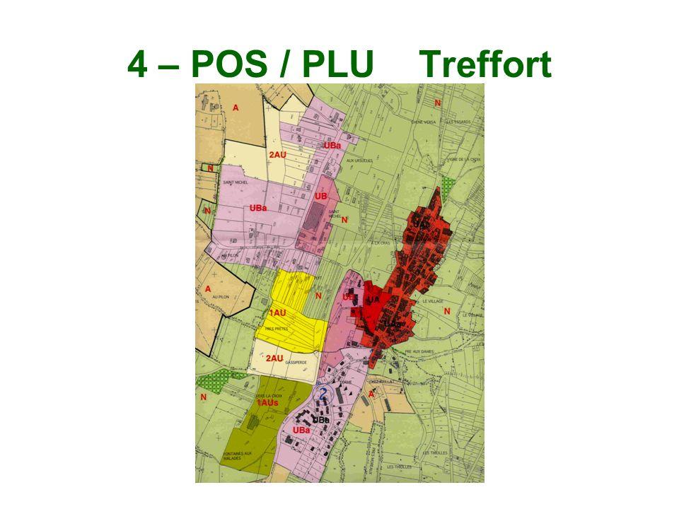 4 – POS / PLU Treffort
