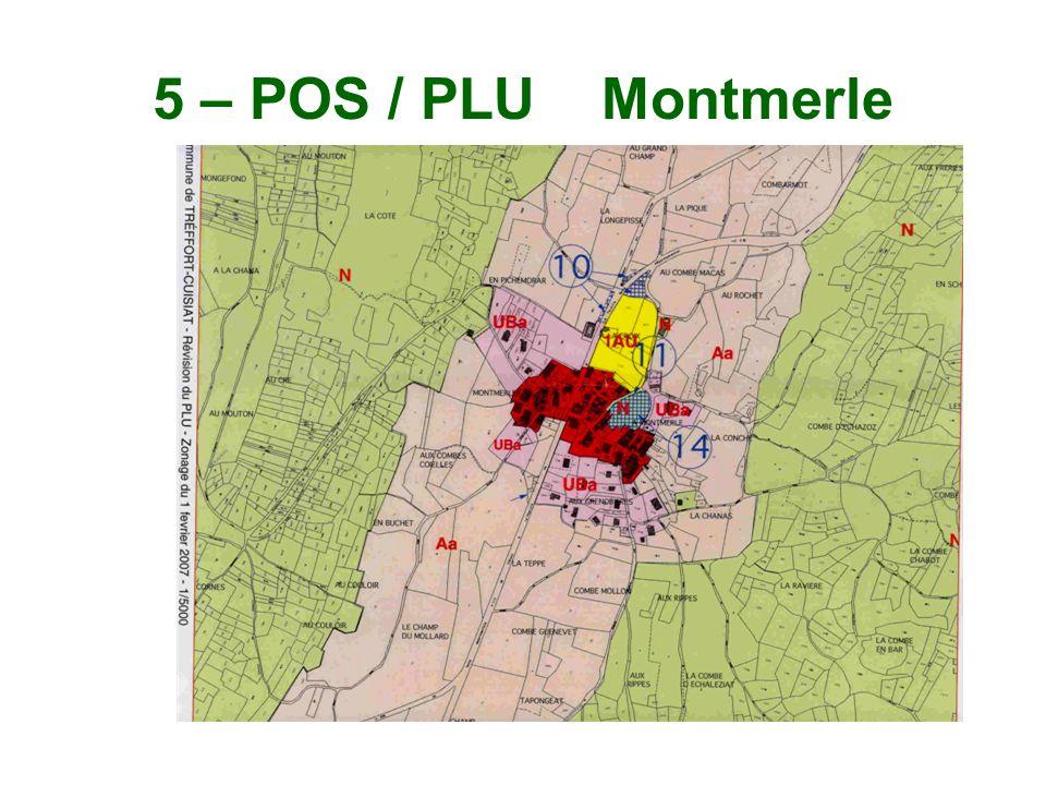 5 – POS / PLU Montmerle