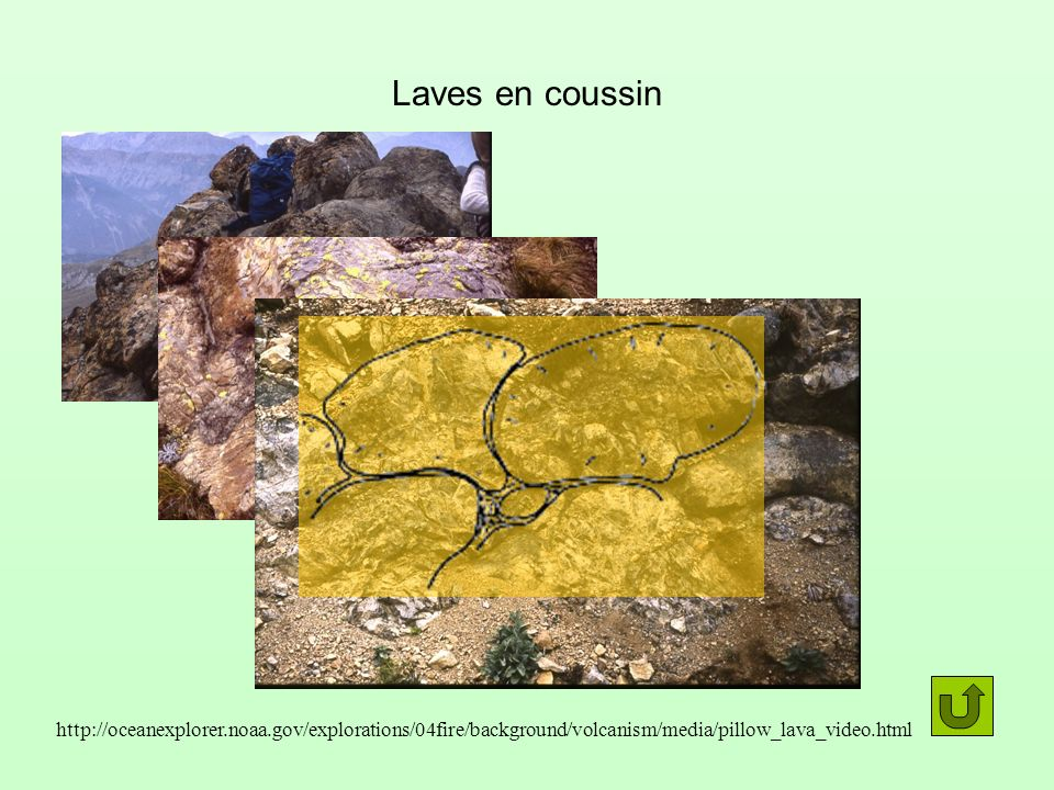 Laves en coussin http://oceanexplorer.noaa.gov/explorations/04fire/background/volcanism/media/pillow_lava_video.html