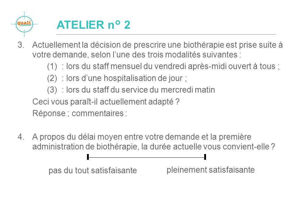 5.Dans létat actuel de la réglementation, la prescription initiale et le renouvellement semestriel des biothérapies IV sont réalisés à lhôpital.