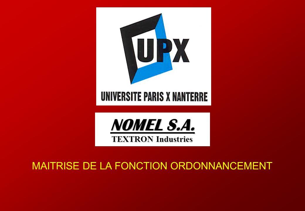 © Bernard Louis KONGS UNIVERSITE PARIS X IUP MIAGE PAGE 42 4 –VOS OBSERVATIONS SUR LA SOLUTION APPLIQUEE 1 groupe de coordination - 7 groupes de progrès 4.1Mise à jour de la base de données 4.2Ordonnancement - Planification 4.3Équilibre charges presses-bâtis-outils 4.4Flux presses-lavage-ébavurage-TTH 4.5Flux matriçage - assemblage 4.6Flux revêtement 4.7Flux emballage - expédition