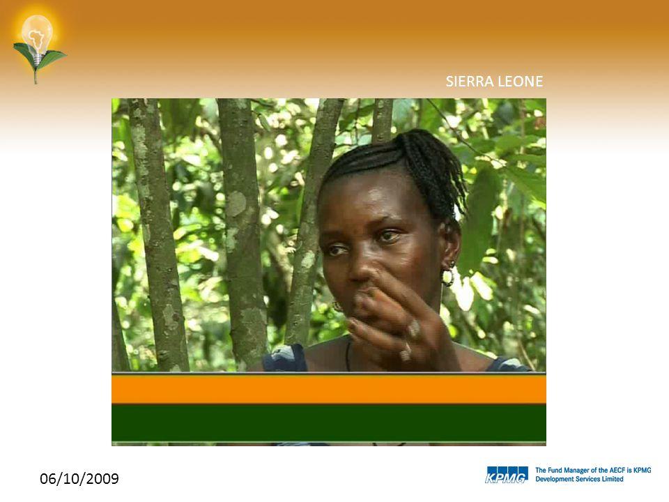 06/10/2009 SIERRA LEONE