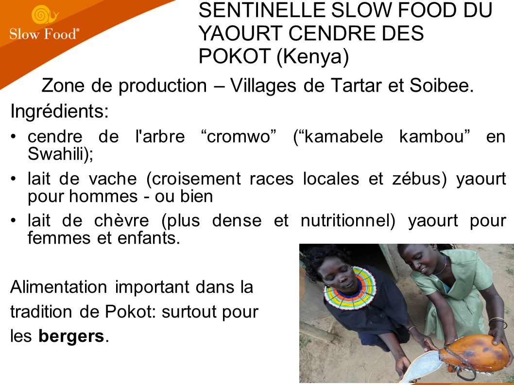 Zone de production – Villages de Tartar et Soibee.