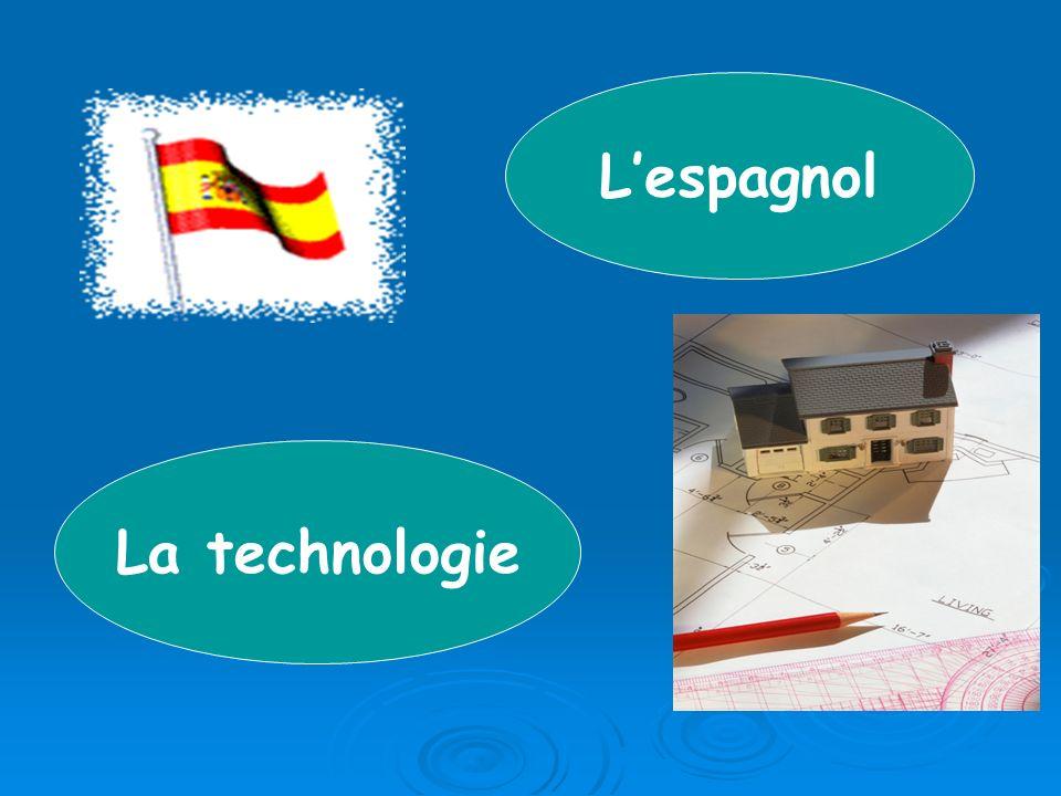 La technologie Lespagnol
