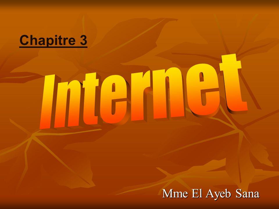 Mme El Ayeb Sana Chapitre 3
