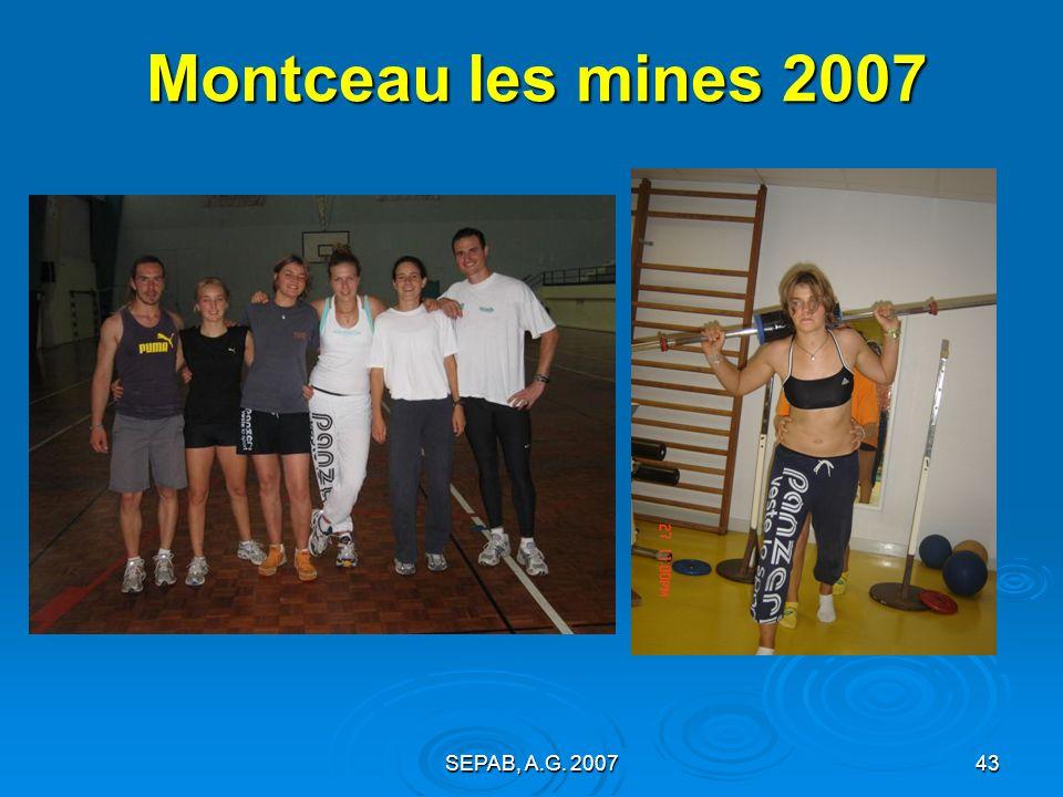 SEPAB, A.G. 200742 Championnats de France UNSS des Lycées, Grenoble, 27 et 28 mai : PISTE : Avec 3 Sépabistes dans léquipe du Lycée en Forêt : - Auria