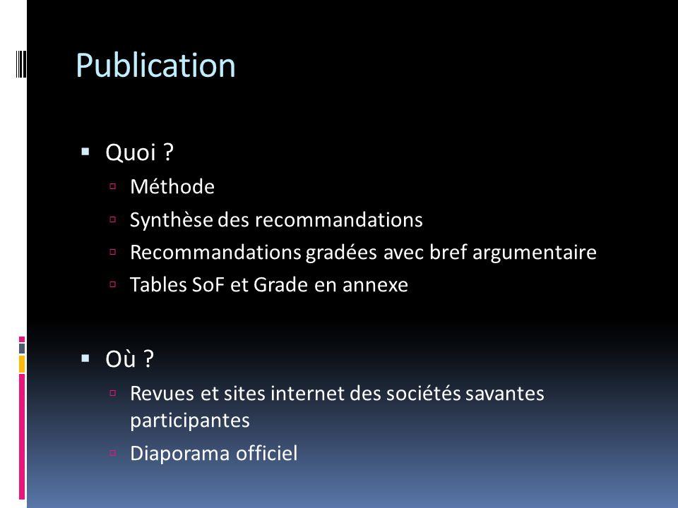 Publication Quoi .